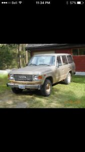 Wanted - Old Landcruiser - Any model