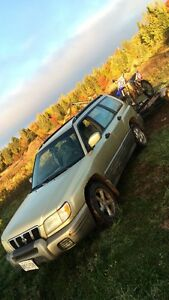 2001 Subaru Forester part out
