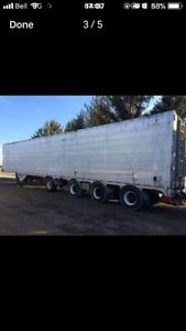 Titan trailer 53 foot