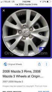 Looking for a Mazda 3 rim