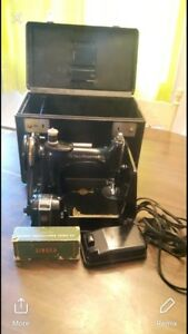 Vintage sewing machine for 300$ or trade for iPhone 6 or better