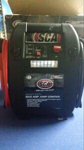 Sca 1200amp jump starter Labrador Gold Coast City Preview
