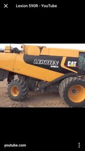 Wanted Cat Lexion 580 or 590r