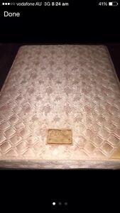 Queen chiropractic mattress and delivery Marrickville Marrickville Area Preview