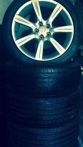 205/50R17 5 stud pattern fit to Subaru Summer Hill Ashfield Area Preview
