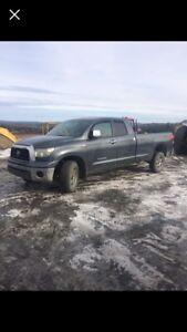 Tundra a vendre