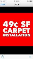 SAVE UP TO 50 % OFF CARPET !! CALL 416 625 2914