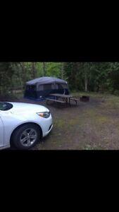 Coleman Hampton 9 person Cabin Tent