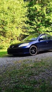 2004 Honda Civic si