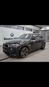 Black on Black BMW X5M - Mint Condition with  Low Mileage