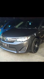 PRICE DROPED!!!  2012 hybrid CAMRY H 23799 Melbourne CBD Melbourne City Preview