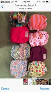 Quality cloth diapers