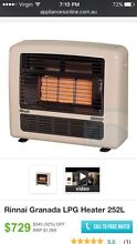 Portable Gas Heater for home Redfern Inner Sydney Preview