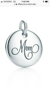 Mom pendant WANTED Tiffany & Co