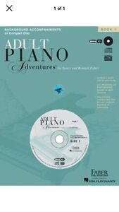 Piano Adventures Adult All in One Book 1 (CD Version) Herbert Litchfield Area Preview