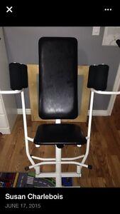Hydraulic exercise equipment
