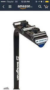 Swagman hitch mount bike holder