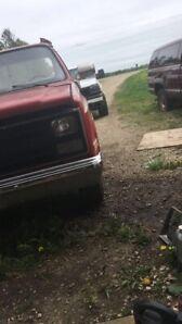 1986 Chevy c-10