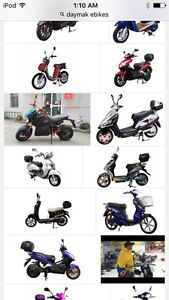 Looking for ebikes