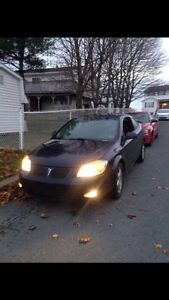 2008 Pontiac G5 with NEW MVI