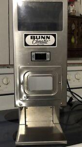 BUNN Coffee Grinder Mint Condition