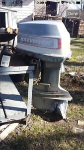 85 Hp Evenrude Outboard moter