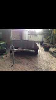 Motorbike trailer  Albany Creek Brisbane North East Preview
