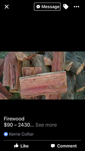 Firewood long burning 6x4 trailer delivered Taree Greater Taree Area Preview