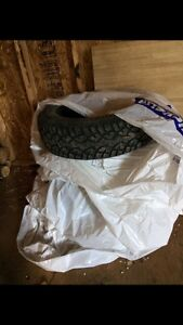 Brand new studded tires for sale
