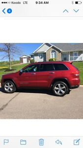 2014 Jeep Cherokee Limited SUV Crossover