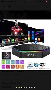 Android Box with KODI 17 Krypton. Fully Loaded!