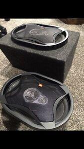 JBL 6 x 9 speakers