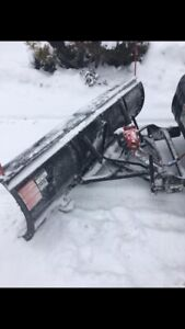 Snow bear plow for sale