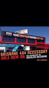 CLEARANCE SALE LISTED ITEMS MUST BE SOLD 4x4 STORE ROCKLEA SALE NOW ON Rocklea Brisbane South West Preview