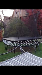 TRAMPOLINE FOR SALE!!