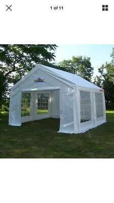 Spare Roof For A Gala Tent 4x4m Original PE Marquee. (Not The Full Marquee)