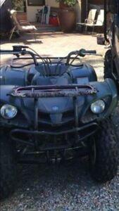 2004 Yamaha Grizzly 125cc