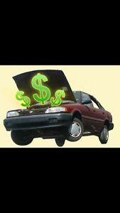 $$$$ Top Prices Paid For Unwanted Scrap Vehicles $$$$