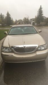 2005 pro series Lincoln town car