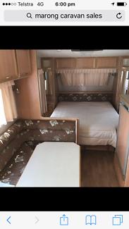 fulcher caravan