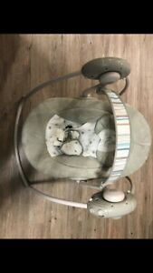 Baby Portable Swing