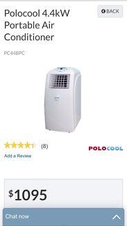 Portable air conditioner  Burton Salisbury Area Preview