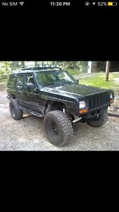 Looking for a cheap older jeep