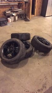 """16"""" summer tires and rims"""