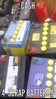 SCRAP METAL WE PAY CASH FOR SCRAP BATTERIES  Mascot Rockdale Area Preview
