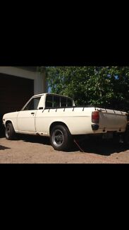 Datsun 1200 Ute 1974 Mount Martha Mornington Peninsula Preview