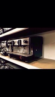 Cheap Second Hand Wega Atlas Two Group Commercial Coffee Machine  Marrickville Marrickville Area Preview