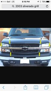Looking for a grill for 03-07 Silverado