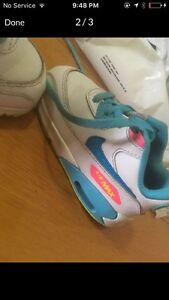 Size 7 Nike Toddler Shoes