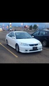 05 civic reverb